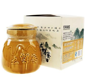 农科润成 纯正土蜂蜜 500g