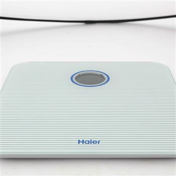 海尔(Haier)智能体脂秤称脂肪秤家用精准测体重秤人体健康电子秤仪TZC06-00